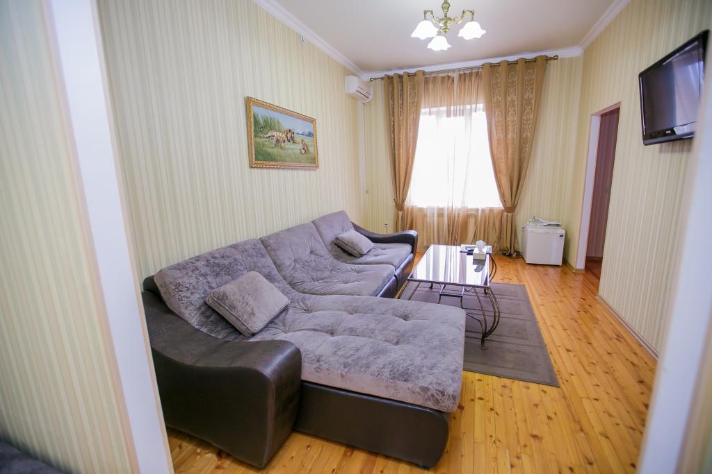 гостиная люкса 1